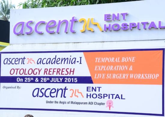 Ascent Ent Hospital